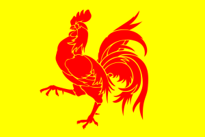 Bandeira da Valonia